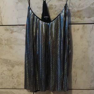 Shimmery Express top